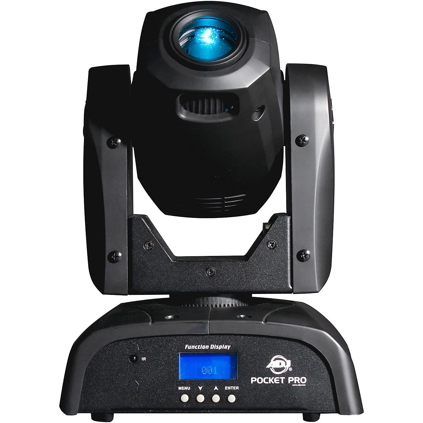 American DJ Pocket Pro Moving-Head LED Spotlight thumbnail