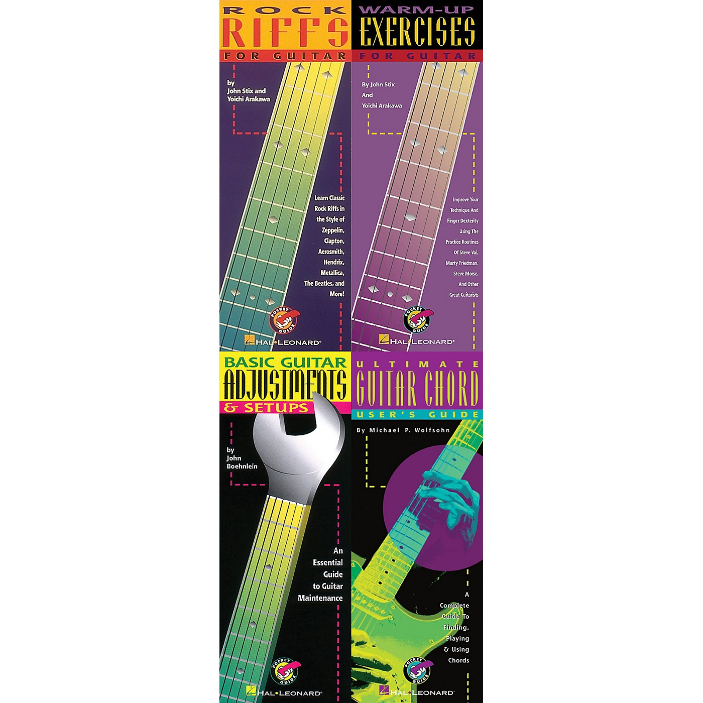 Hal Leonard Pocket Reference Value Pack Pocket Guide Series Written by Various Authors thumbnail