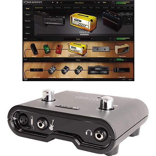 Line 6 Pod Studio UX1 with Pod Farm-thumbnail
