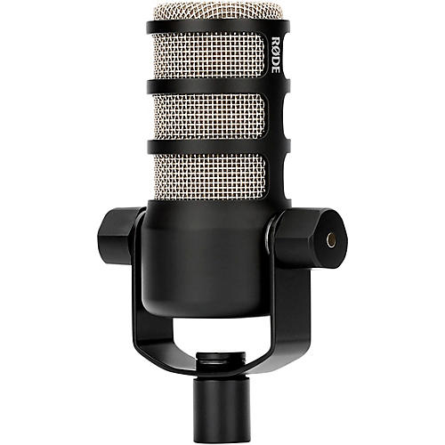 Rode PodMic Dynamic Podcasting Microphone thumbnail