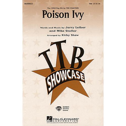 Hal Leonard Poison Ivy TBB arranged by Kirby Shaw thumbnail