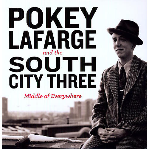 Alliance Pokey LaFarge - Middle of Everywhere thumbnail