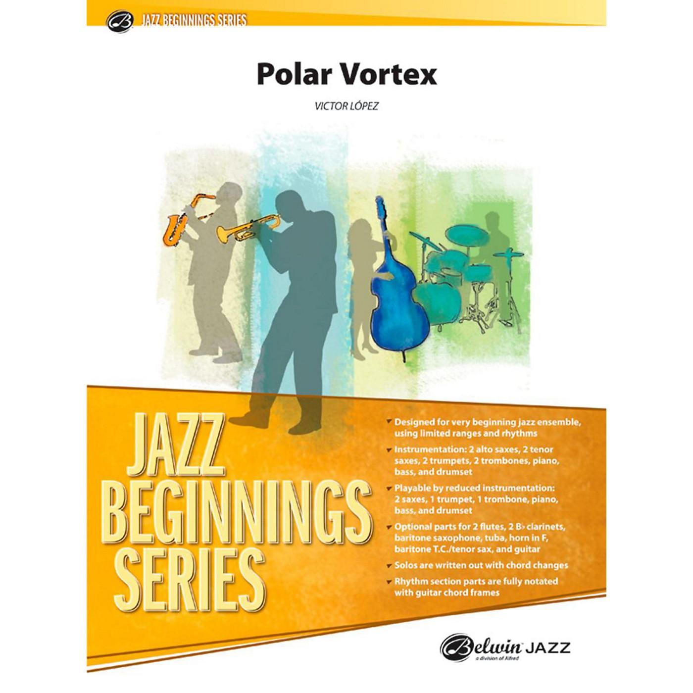 Alfred Polar Vortex Jazz Band Grade 1 thumbnail