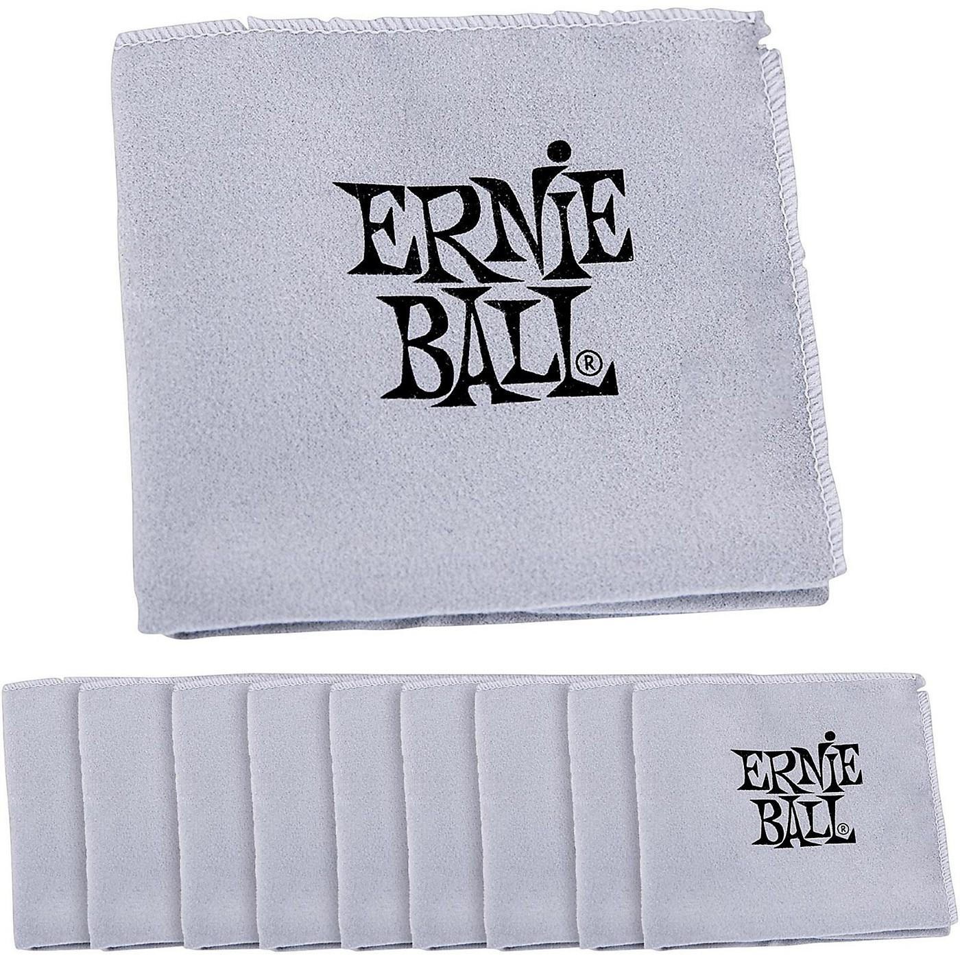 Ernie Ball Polish Cloth 10-Pack thumbnail