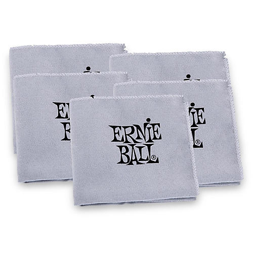 Ernie Ball Polish Cloth (5 Pack) thumbnail