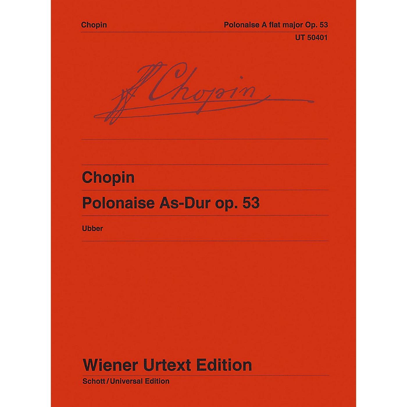Carl Fischer Polonaise As-Dur Op. 53 - Piano thumbnail