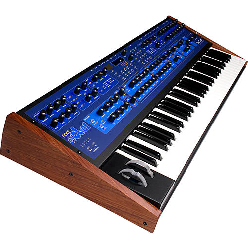 Dave Smith Instruments Poly Evolver PE Keyboard Synthesizer-thumbnail