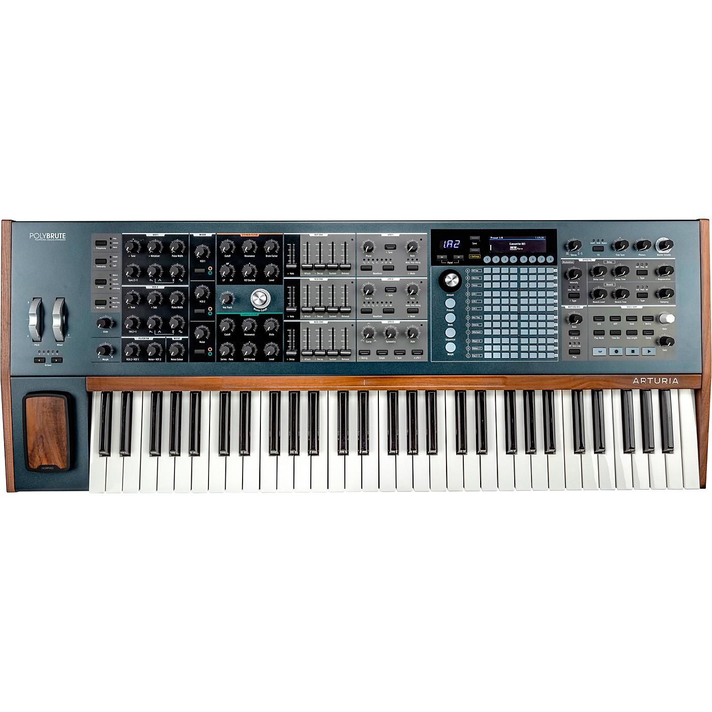 Arturia PolyBrute 6-Voice Polyphonic Analog Synthesizer thumbnail