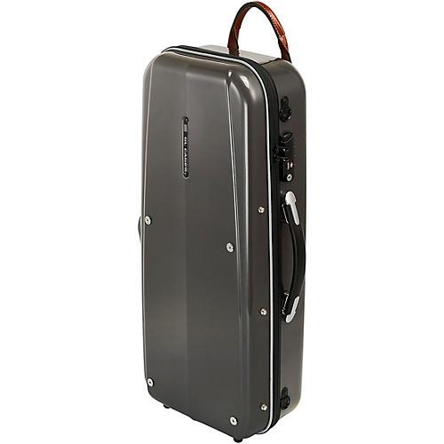 GL Cases Polycarbonate Silver Alto Saxophone Case thumbnail