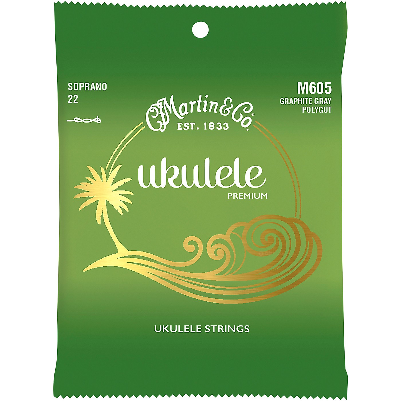 Martin Polygut Premium Ukulele Strings thumbnail