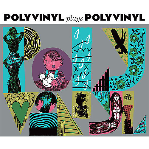 Alliance Polyvinyl Plays Polyvinyl - Polyvinyl Plays Polyvinyl thumbnail