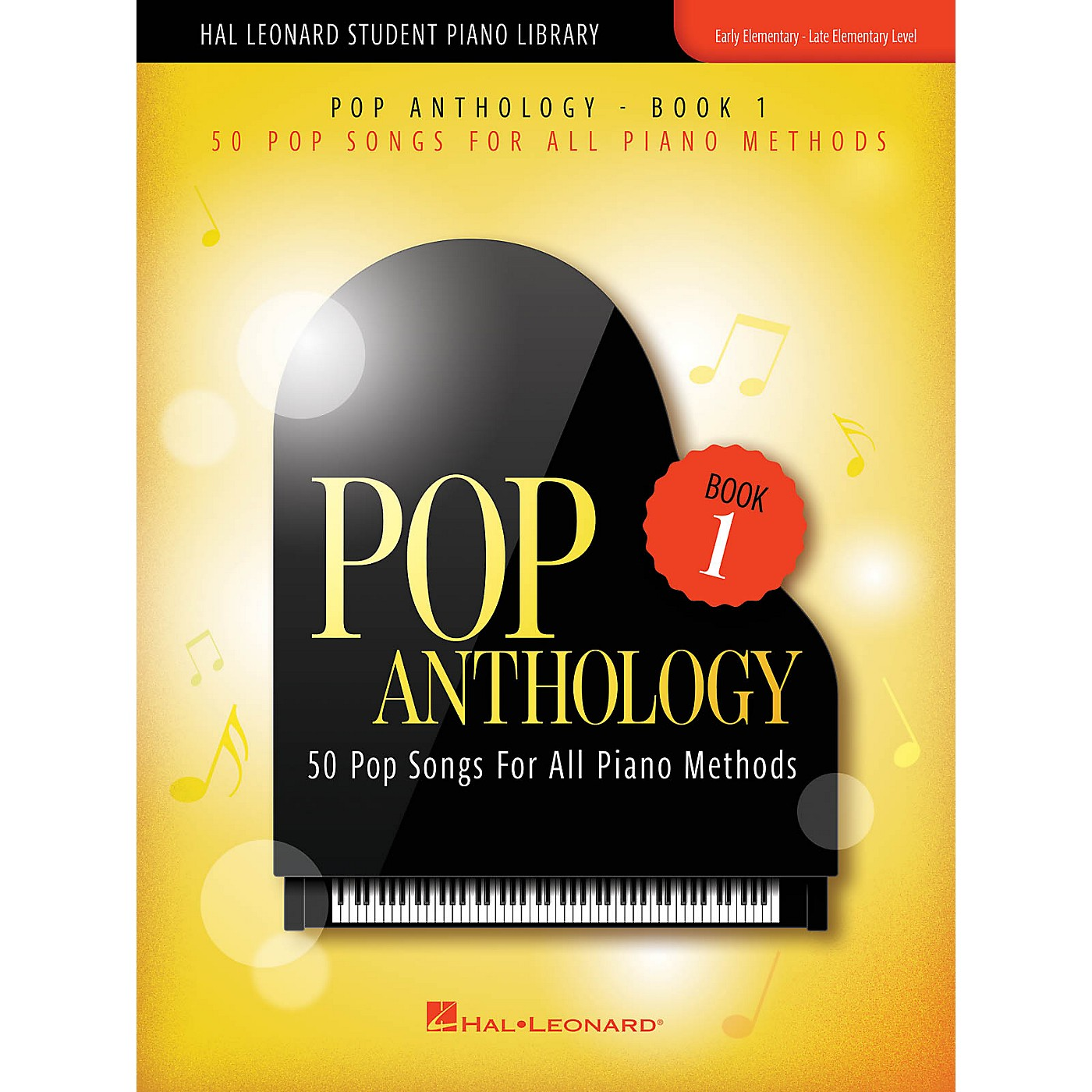 Hal Leonard Pop Anthology - Book 2 (50 Pop Songs for All Piano Methods) Early Intermediate to Late Intermediate thumbnail