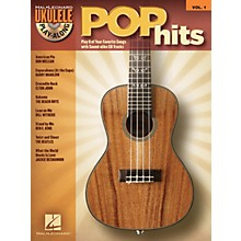 Hal Leonard Pop Hits - Ukulele Play-Along Series Volume 1 Book/CD