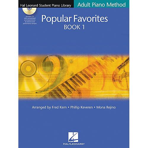 Hal Leonard Popular Favorites Book 1 (Book/CD) thumbnail
