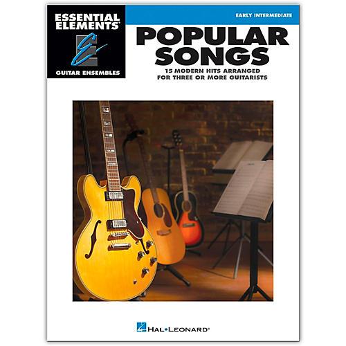 hal leonard popular songs essential elements guitar series early intermediate level woodwind. Black Bedroom Furniture Sets. Home Design Ideas