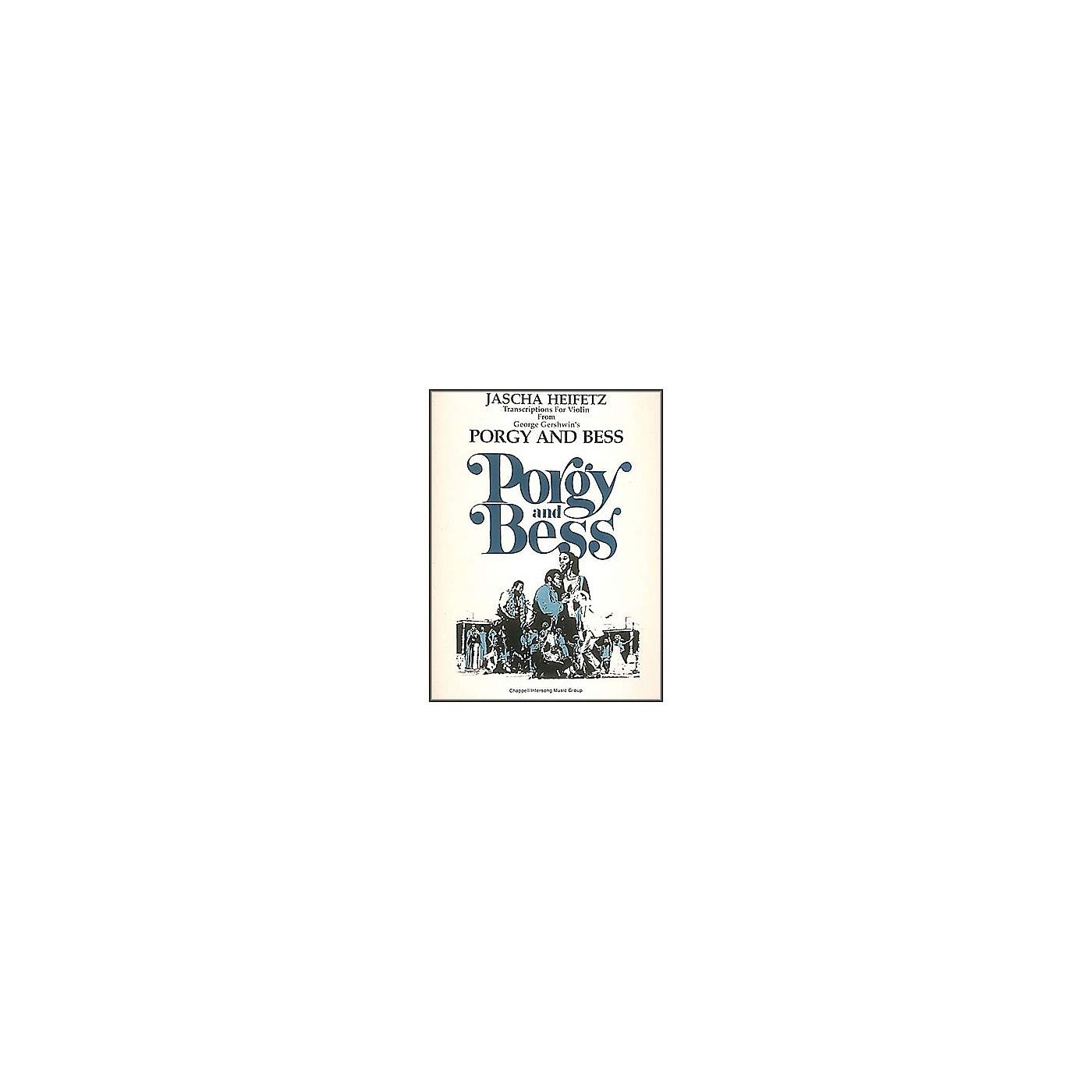 Hal Leonard Porgy And Bess Violin And Piano thumbnail