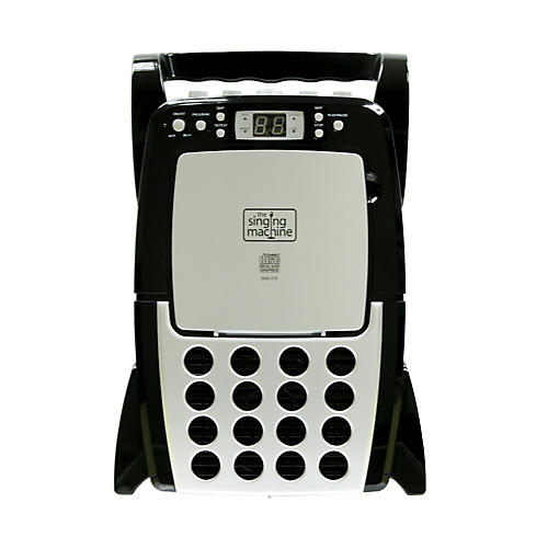 The Singing Machine Portable CD&G Karaoke System-thumbnail