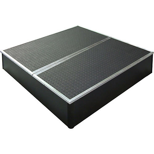 Control Acoustics Portable Stage with Rubber Diamond Mat Surface thumbnail