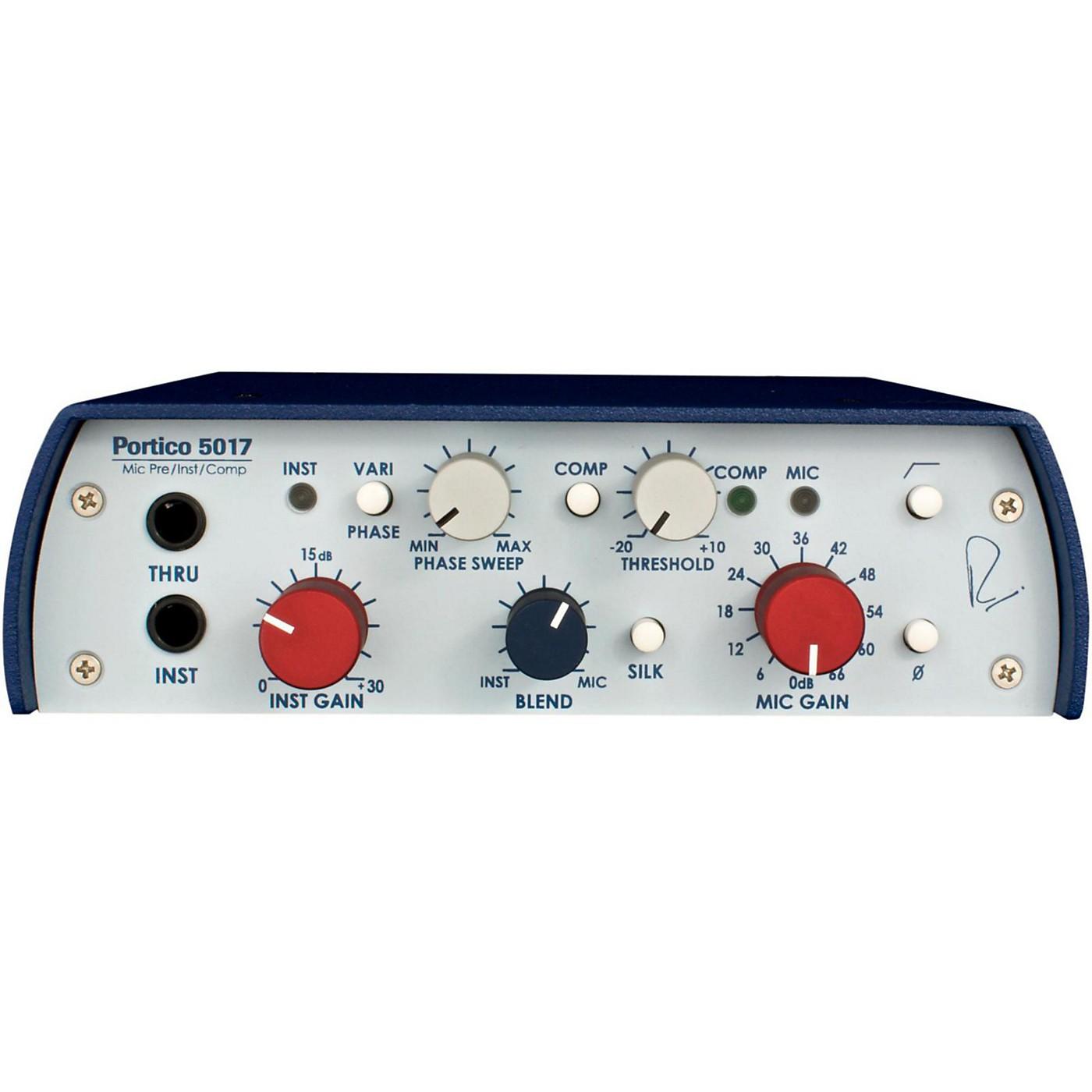 Rupert Neve Designs Portico 5017 Mobile Mic Pre, Compressor & DI thumbnail
