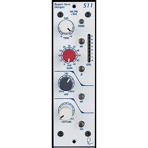 Rupert Neve Designs Portico 511 500-Series Mic Preamp with Texture Control thumbnail
