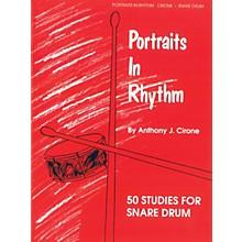 Alfred Portraits in Rhythm Book