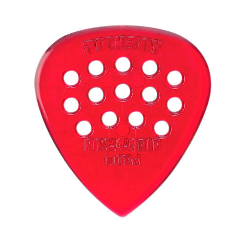 Pick Boy Pos-a-Grip Red Polycarbonate (10-pack)-thumbnail