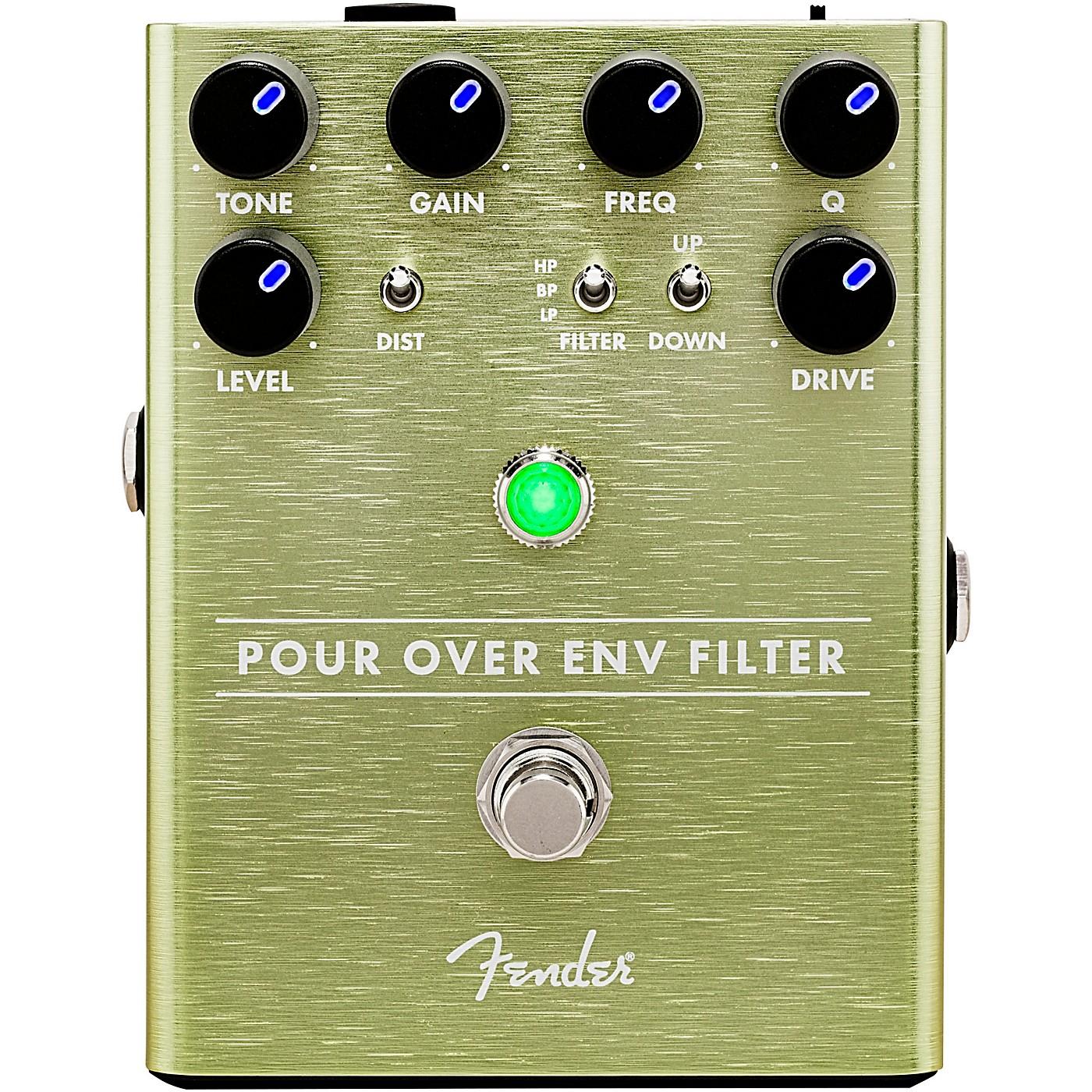 Fender Pour Over Envelope Filter Effects Pedal thumbnail