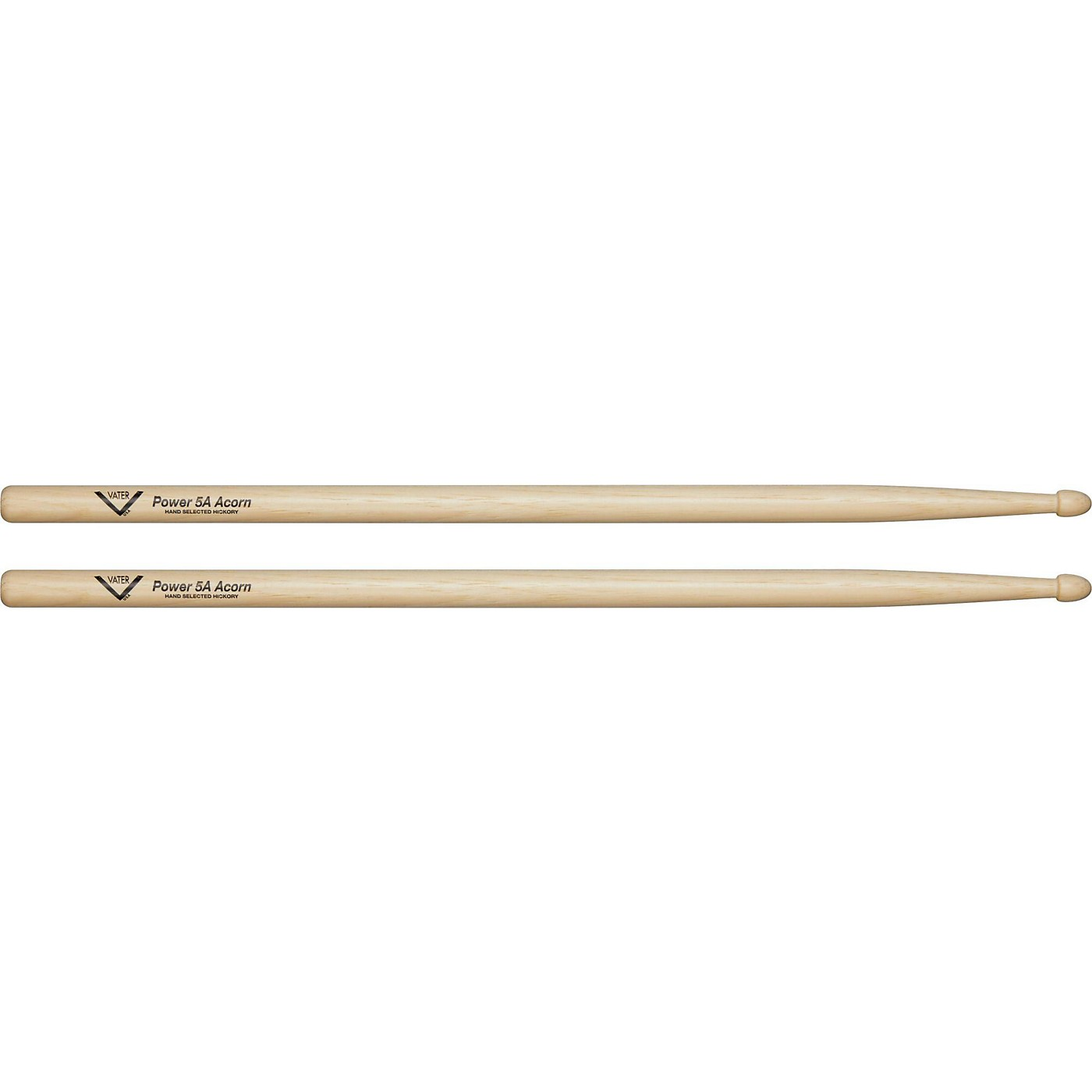 Vater Power 5A Acorn Tip Drum Sticks thumbnail