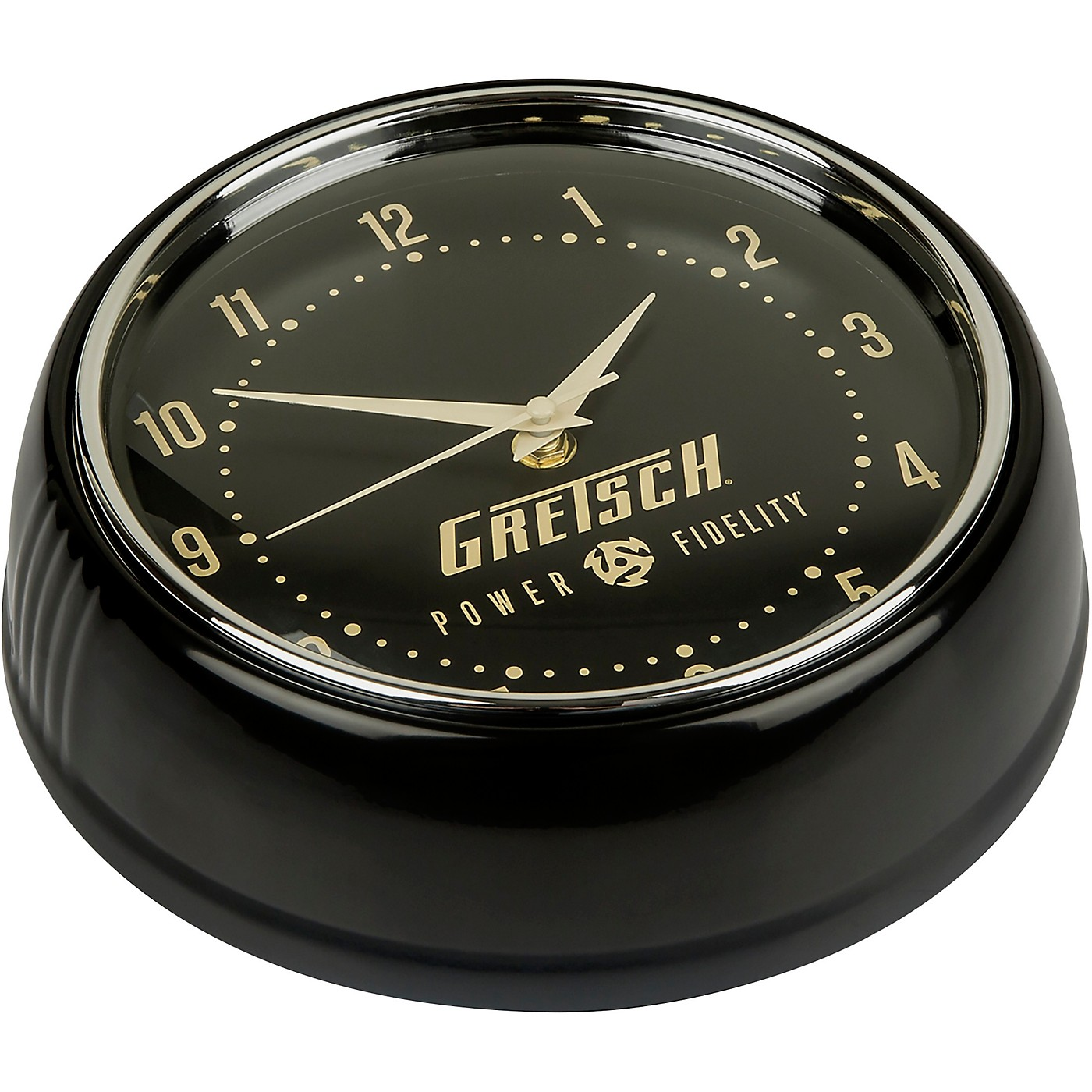 Gretsch Power And Fidelity Retro Wall Clock thumbnail