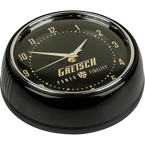 Gretsch Power And Fidelity Retro Wall Clock thumbnail