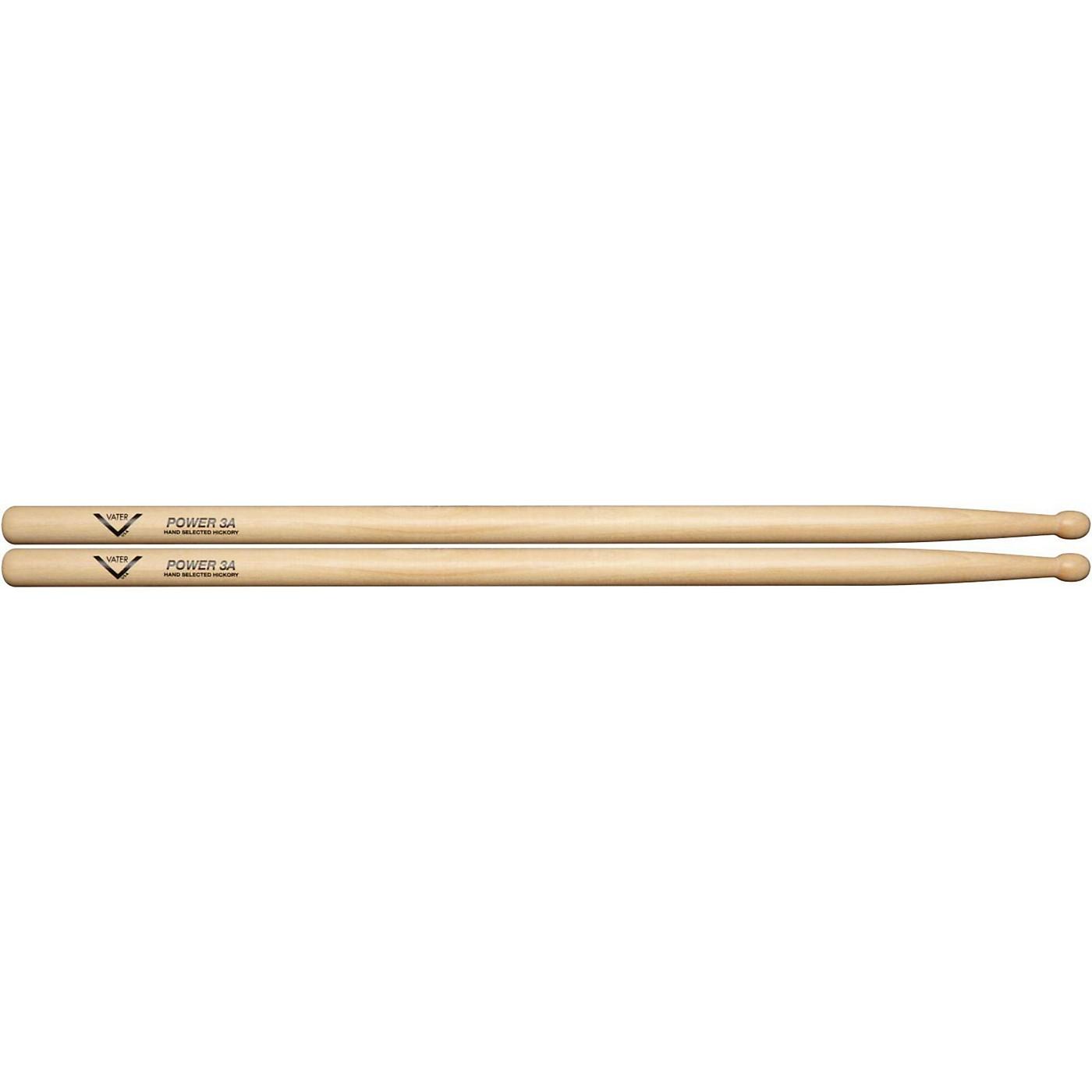 Vater Power Wood Tip Drumsticks - Pair thumbnail