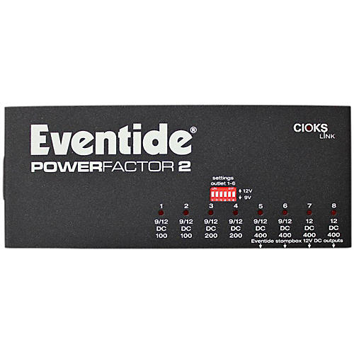 Eventide PowerFactor 2 Guitar Effects Pedal thumbnail