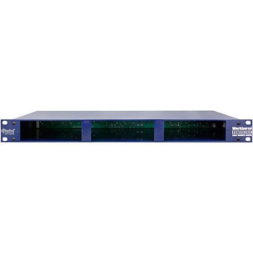 Radial Engineering PowerStrip 500 Series 3-Slot Power Rack thumbnail