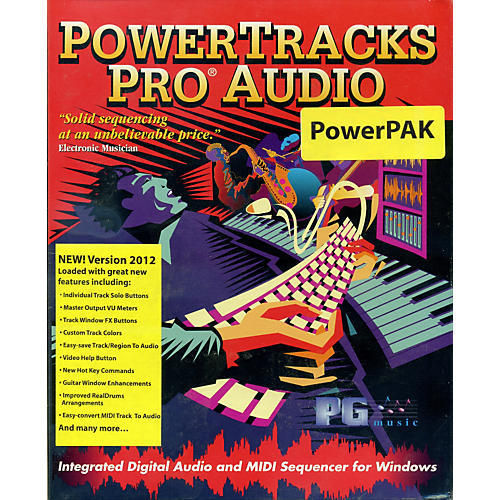 Emedia PowerTracks Pro Audio PowerPAK 2012 thumbnail