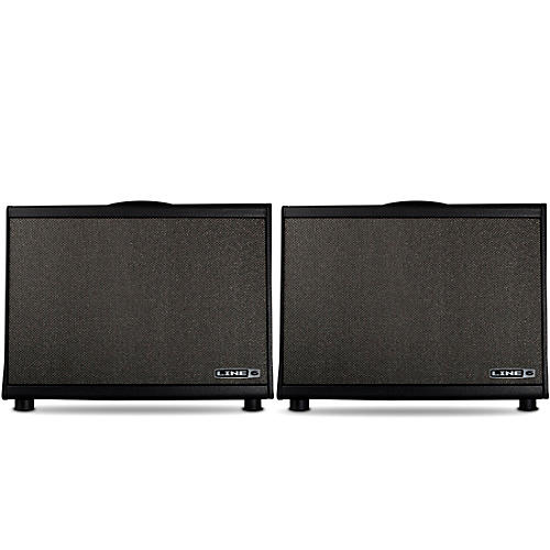 Line 6 Powercab 112 250W 1x12 FRFR Powered Speaker Cab Bundle thumbnail
