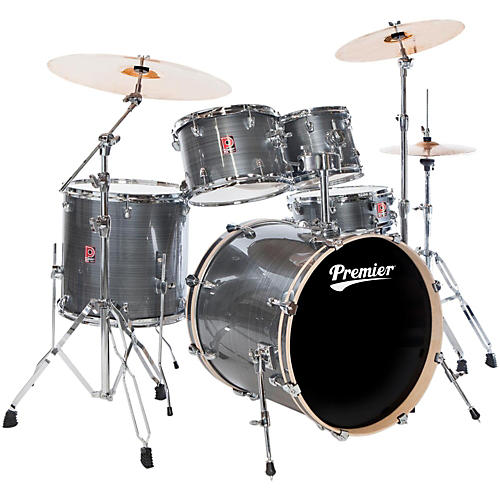Premier Powerhouse Stage 20 5-Piece Drumset with Cymbals and Hardware thumbnail