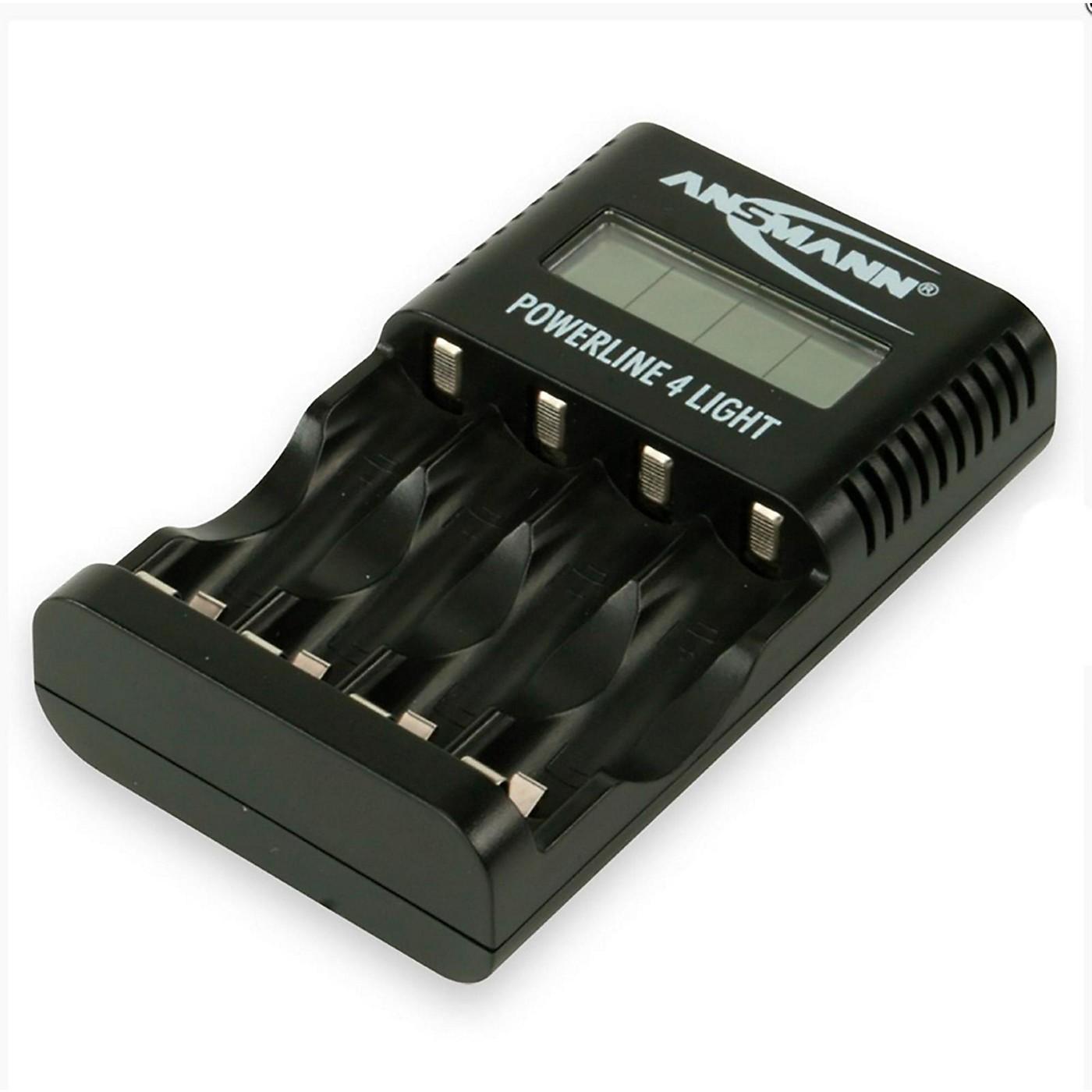 Ansmann Powerline 4 Light Battery Charger thumbnail