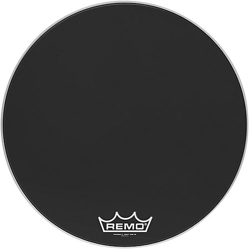Remo Powermax 2 Ebony Crimplock Bass Drum Head thumbnail