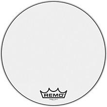Remo Powermax 2 Ultra White Crimplock Bass Drum Head