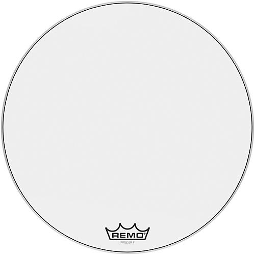 remo powermax 2 ultra white crimplock bass drum head wwbw. Black Bedroom Furniture Sets. Home Design Ideas