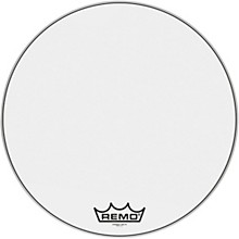 Remo Powermax Ultra White Crimplock Bass Drum Head