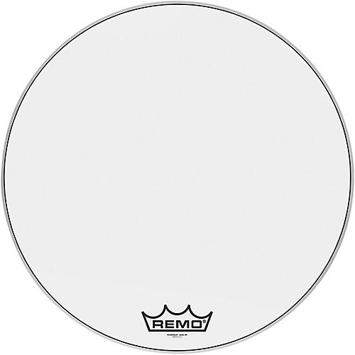 Remo Powermax Ultra White Crimplock Bass Drum Head thumbnail