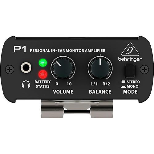 Behringer Powerplay P1 In-Ear Monitor Amplifier thumbnail