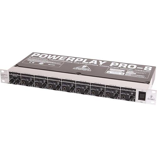 Behringer Powerplay PRO-8 HA-8000 Headphone Amp-thumbnail
