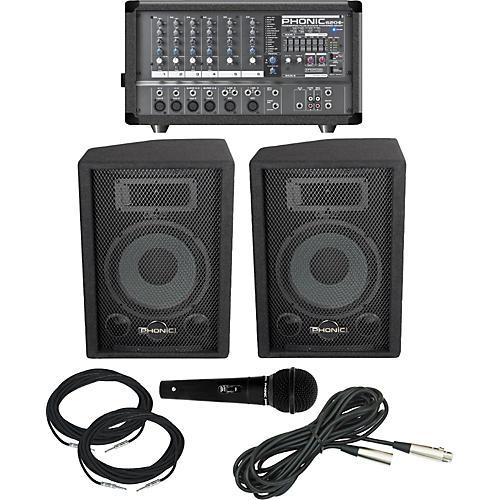 Phonic Powerpod 620 Plus / S710 PA Package thumbnail