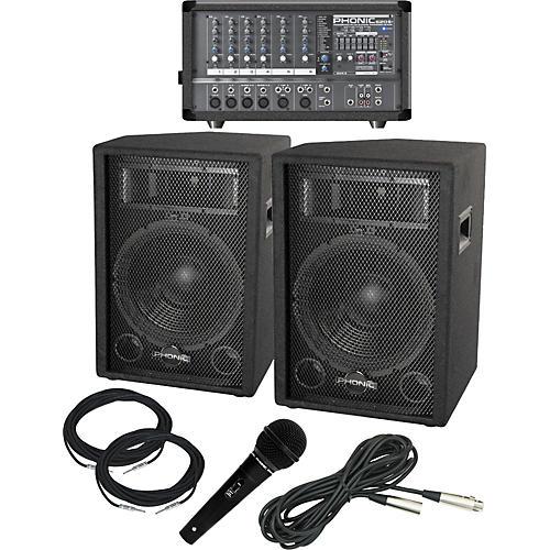 Phonic Powerpod 620 Plus / S712 PA Package thumbnail