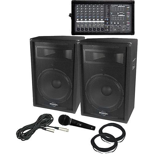 Phonic Powerpod 740 Plus / S715 PA Package thumbnail