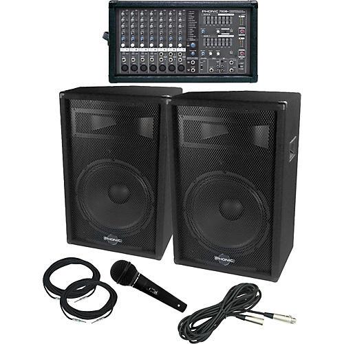 Phonic Powerpod 780 / S715 PA Package thumbnail