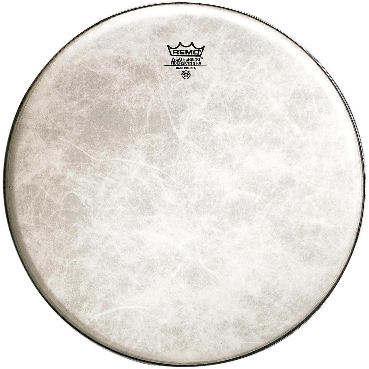 Remo Powerstroke 3 Fiberskyn Thin Bass Drum Heads thumbnail