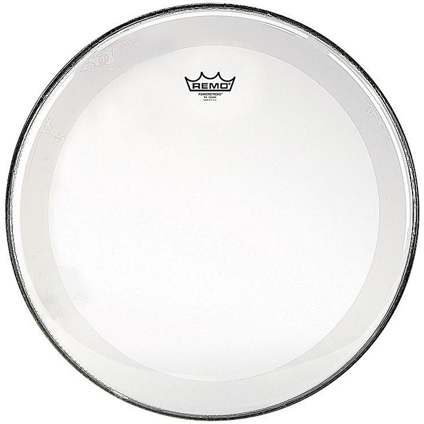 Remo Powerstroke 4 Clear Batter Drumhead thumbnail